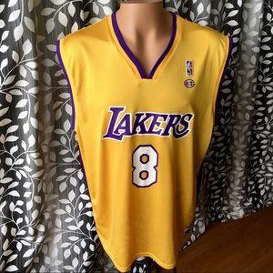 Vintage Champion Kobe Bryant Basketball Jersey #8
